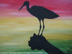 Painted by Arlen Shahverdyan. © All Rights Reserved, 2012. Painting 23