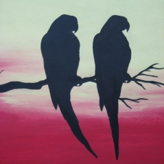 Painted by Arlen Shahverdyan. © All Rights Reserved, 2012. Painting 25