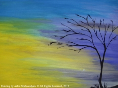 Painted by Arlen Shahverdyan. © All Rights Reserved, 2012. Painting 37