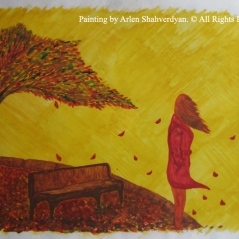 Painted by Arlen Shahverdyan. © All Rights Reserved, 2012. Painting 40