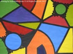 Painted by Arlen Shahverdyan. © All Rights Reserved, 2012. Painting 41