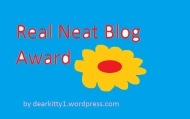 Really Neat Blog Award