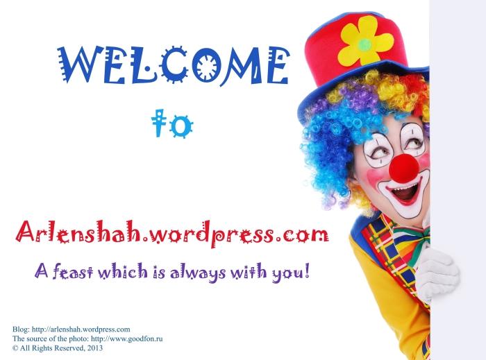 Arlenshah.wordpress.com - Blog Poster 2013