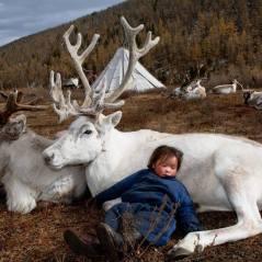 FB - Girl, Deear, Mongolia