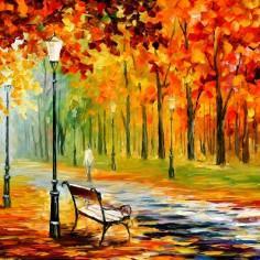 Leonid Afremov - Autumn 01