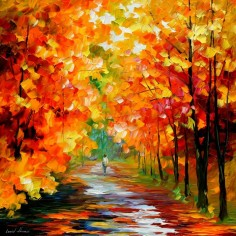 Leonid Afremov - Autumn 02