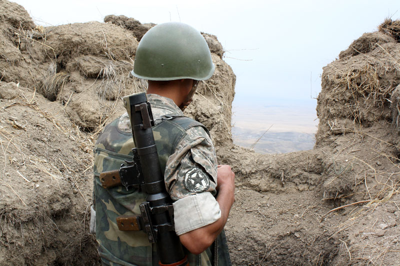 Armenian Army Picture