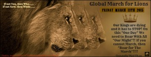 global-march lions 2015