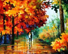 Leonid Afremov_Autumn_01