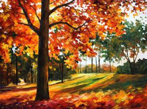 Leonid Afremov_Autumn_03