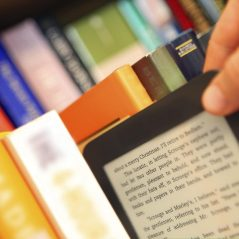 ebooks and published books