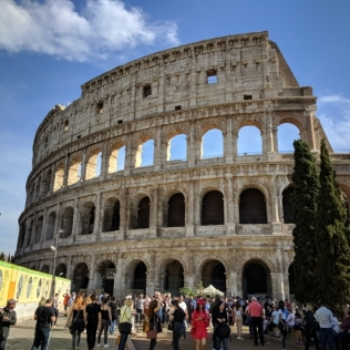 Rome - Photo by Arlen Shahverdyan